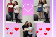 certificates and posters